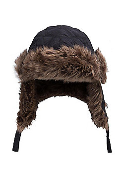 Mountain Warehouse Kids Deer Trapper - Black