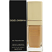 Dolce & Gabbana Perfect Luminous Liquid Foundation 30ml - 148 Amber