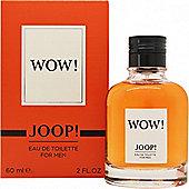 Joop! Wow! Eau de Toilette (EDT) 60ml Spray For Men