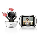 "Motorola MBP853 Connect Baby Monitor 3.5"" Colour Screen (Wireless Connectivity For Remote Viewing)"