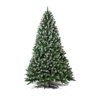 Jingles 6ft Estonian Pine Frosted Artificial Christmas Tree