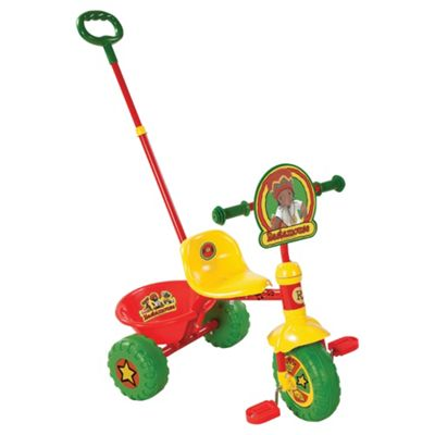 Rastamouse My First Trike