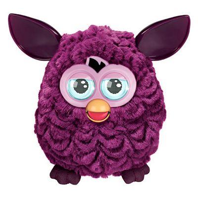 Purple Furby A0006 HASBRO