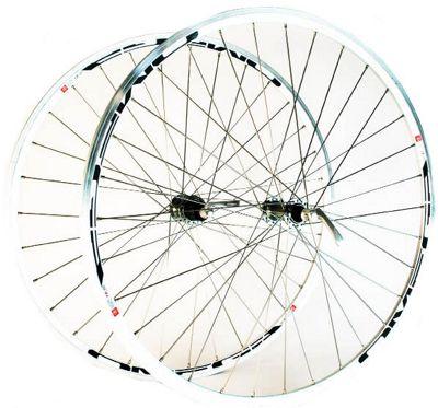 Wilkinson Omega / Tiagra 700C Silver Front Wheel
