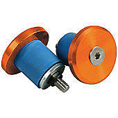 Madd Gear BAMF Bar Ends - Orange