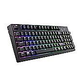 Cooler Master MasterKeys Pro M RGB Gaming Keyboard - TK Hybrid - UK Layout