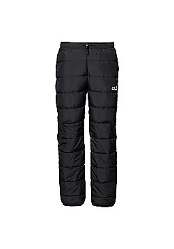 Jack Wolfskin Mens Atmosphere Down Pants - Black