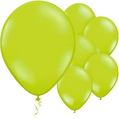 Fern Green 11 inch Latex Balloons - 50 Pack