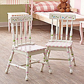Fantasy Fields Childrens Kids Toddler Wooden 2 Chair Set (no table) TD-0046A/2