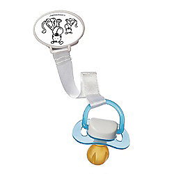 Dreambaby Pacifier Holder Tigers