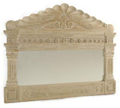 Papa Theo Horiz Lotus Mirror