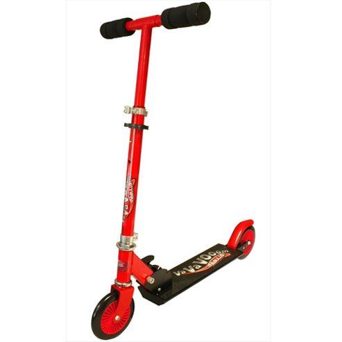 Va Va Voom Folding Nebulus Scooter - Red