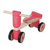 Bigjigs Toys Trike (Pink)
