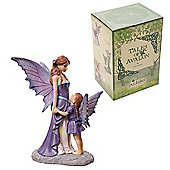 Lisa Parker Tales of Avalon Amethyst Guardian Fairy