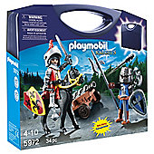 Playmobil 5972 Knights Carry Case