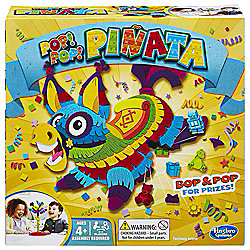 Pop Pop Pinata Game