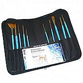 Aquafine Watercolour Brush Collection