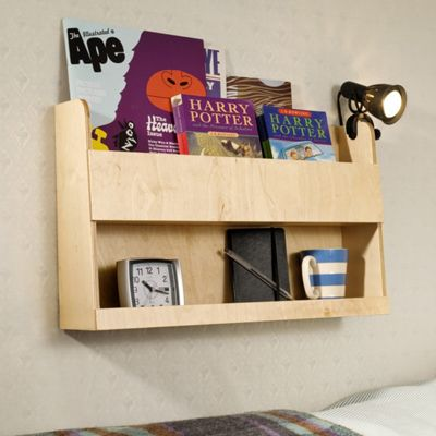 Tidy Books The Tidy Books Bunk Bed Shelf (Natural)
