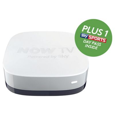 NOW TV HD Digital Media Streamer with Sky Sports Day Pass