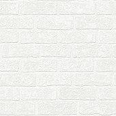 Superfresco Urban Brick Effect Paintable Wallpaper