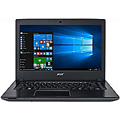 Acer Aspire E5-475 14 Inch Intel Core i3 8GB RAM 1000GB HDD Windows 10 Laptop in Black