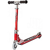 JD Bug Original Street Scooter - Red Pearl