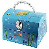 Asari Mermaid Musical Jewellery Box