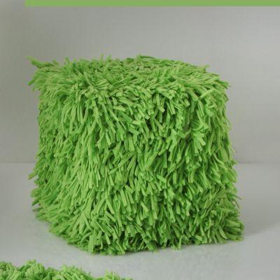 Wilkinson Furniture Lux Pouffee - Ivory