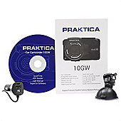 "Praktica 10GW dashcam 6.858 cm (2.7 "") LCD 140 degrees Full HD 1080p GPS"