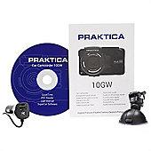"Praktica 10GW dashcam 6.858 cm (2.7 "") LCD 140 degrees Full HD 1080p GPS"