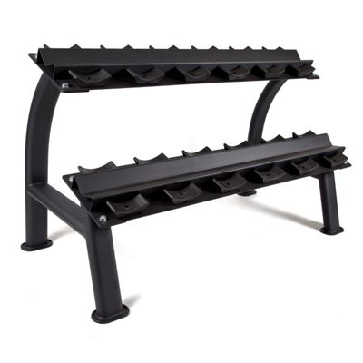 Raze Two Tier Dumbbell Rack (6 pair)