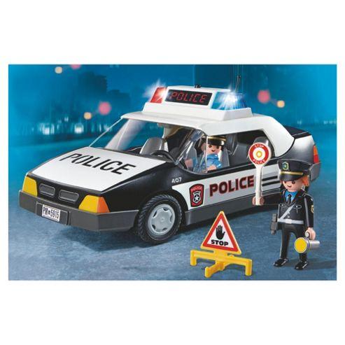 Playmobil 5915 Police Car