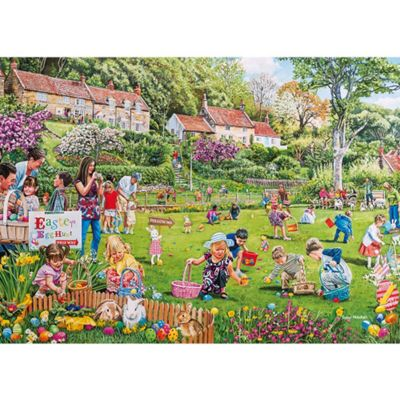 Easter Egg Hunt - 500pc Puzzle