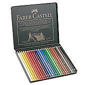 Polychromos Colour Pencils 24