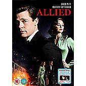 Allied DVD