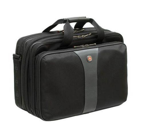 Wenger SwissGear Legacy 17 inch Double Gusset Top Loading Laptop Case_