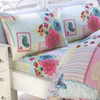 Patchwork, Room in a Bag Single Bedding