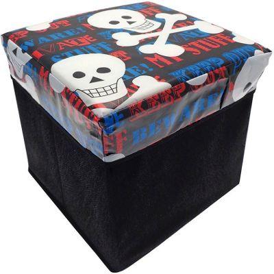 Keep Out Storage Box