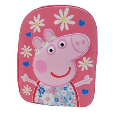 Character Peppa Pig 'Home Sweet Home' EVA 3D Backpack