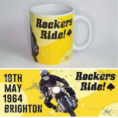 Rockers Ride Mug