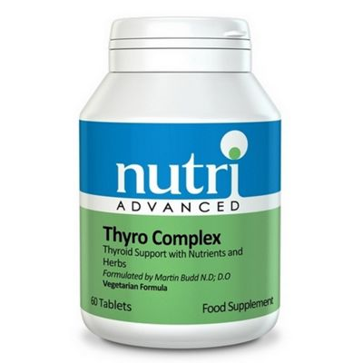 Nutri Ltd Thyro Complex 60 Tablets