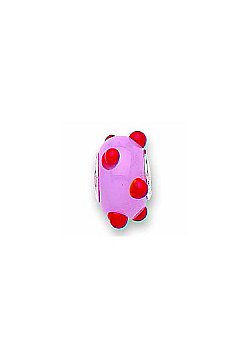 Jo For Girls Dotty Glass Slide On Bead