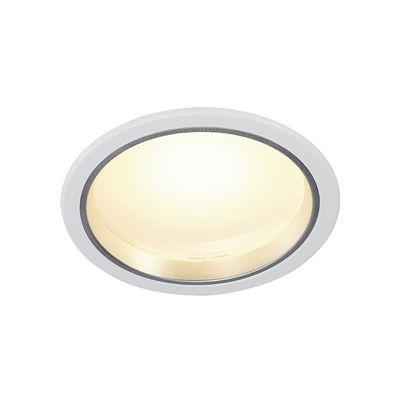 Simple Design LED Downlight Round White 15W LED