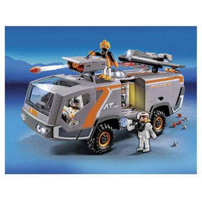 Playmobil Spy Team Command Vehicle