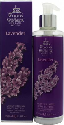 Woods of Windsor Lavender Body Lotion 250ml