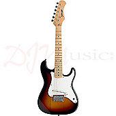 Stagg Junior Sunburst Electric Guitar