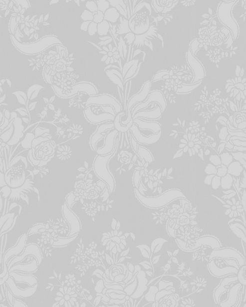 Graham & Brown Julien MacDonald Glimmerous Damask Wallpaper - White