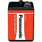 Panasonic 4R25R Heavy Duty Zinc Chloride Single Use Battery 6V (PJ996)