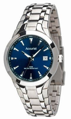 Accurist Gents Bracelet Watch MB860N