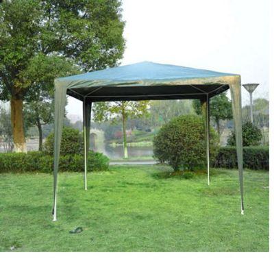 Outsunny 2.7m x 2.7m Garden Heavy Gazebo Party Canopy Outdoor(Green)